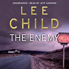 The Enemy: Jack Reacher 8 Audiobook by Lee Child Narrated by Jeff Harding