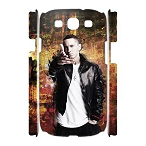 C-EUR Eminem Customized Hard 3D Case For Samsung Galaxy S3 I9300