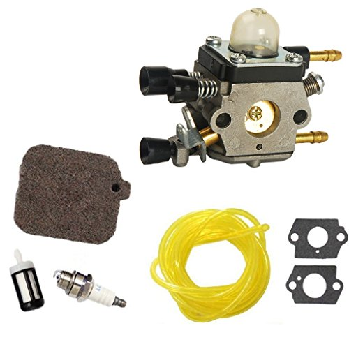 stihl blower bg55 carburetor - 4