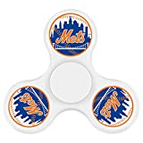New-York-Mets logo,NYM logo,Hand Spinner, Fidget Spinner,Excellently-Printed, Nice Weight, Well-Balanced,Safety, Great Gift for Having fun,Killing time