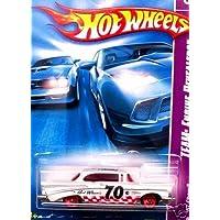 Hot Wheels 2008 EQUIPO: REVELADORES DE MOTORES '57 Chevy (03 de 04 - 155/196) 1:64 escala