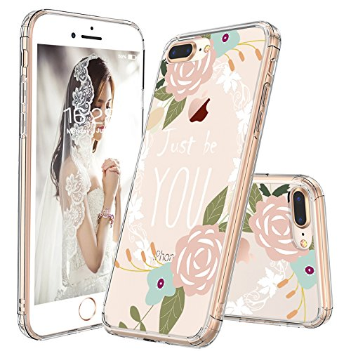 iPhone MOSNOVO Floral Flower Printed