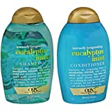 OGX Eucalyptus Mint Shampoo & Conditioner (13 Ounces)