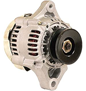 amazon com parts player new alternator for kubota 100211 1670 db electrical and0212 alternator for chevy mini alternator for denso street rod race 3 wire