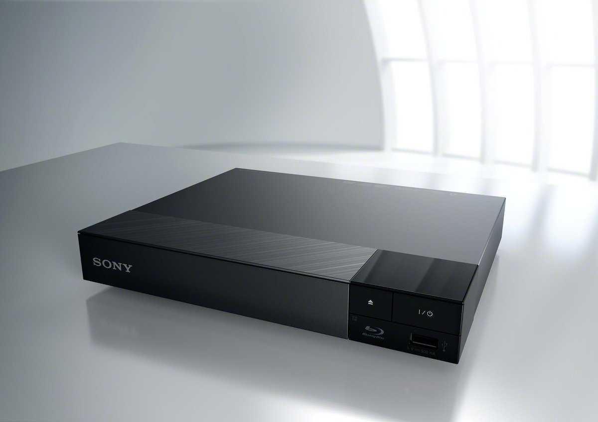 SONY BDP-S6700 2k/4k Upscaling - Bluetooth- 2D/3D - Wi-Fi - Multi System Region Free Blu Ray Disc DVD Player 100-240V by M-SYSTEM