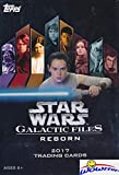 2017 Topps Star Wars Galactic Files Reborn