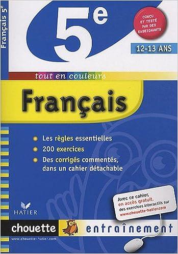 Lire en ligne Français 5e pdf, epub