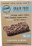 Autumns's Gold Grain Free Cinnamon Almond (16Count/1.24 oz), 19.84 oz
