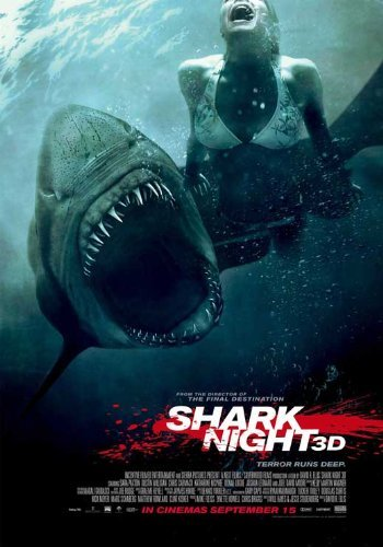 Shark Tenebrosity 3D Poster ( 11 x 17 - 28cm x 44cm ) (New Zealand Style A) (2011)
