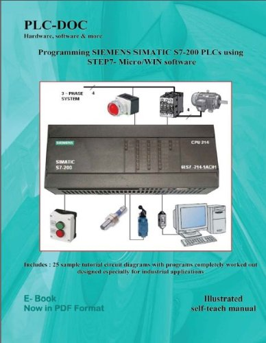 Siemens simatic the best amazon price in savemoney programming siemens simatic s7 200 plcs using step7 microwin software sciox Image collections