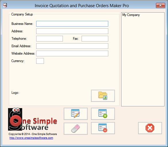 amazoncom invoice quotations and purchase orders maker download software