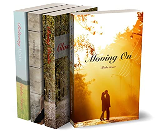 Ghost of The Past Series Box Set - 4 Contemporary Romance Novels in 1