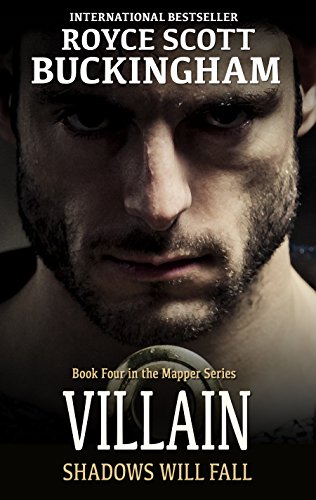book cover of Villain