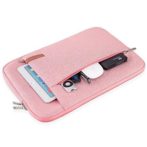 Lacdo 15.6 Laptop Sleeve Bag Compatible Aspire/Predator, Toshiba, Dell Inspiron, ASUS P-Series, HP Lenovo, Notebook Carrying Resistant,