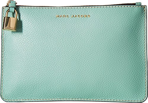 Marc Jacobs Women's The Grind Medium Pouch, Surf, One Size by Marc Jacobs