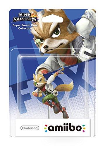 - Fox amiibo (Super Smash Bros Series)