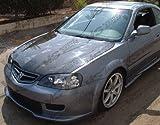 Vis Racing VIS 01-03 Acura CL Carbon Fiber Hood OEM YA4 J...
