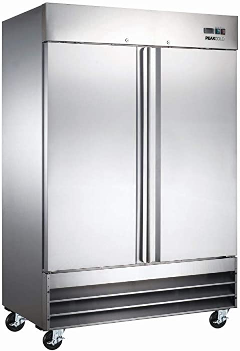 Top 10 Commercial Freezer White