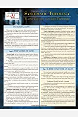 Systematic Theology Laminated Sheet (Zondervan Get an A! Study Guides) Pamphlet