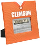 UNIFORMED Clemson University Picture Frame, 4 by 6-Inch