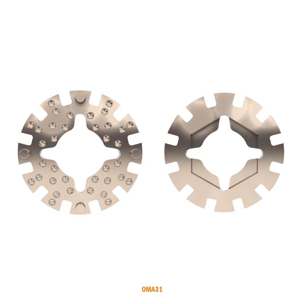 Stahlwille 11061010 Gelenkgriff mit 2-Komponentengriff