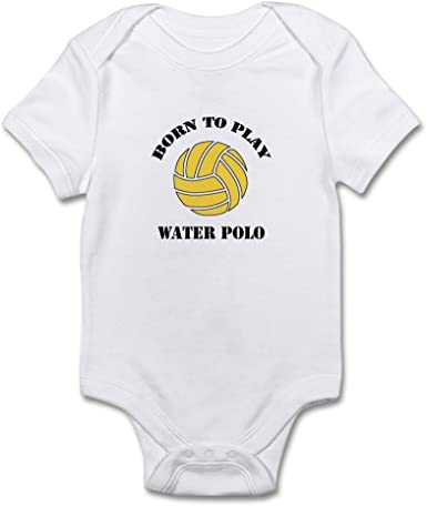 Real Water Polo Newborn Unisex Baby Cotton Bodysuits Rompers Outfits