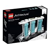 Lego Architecture Marina Bay Sands 21021 offers