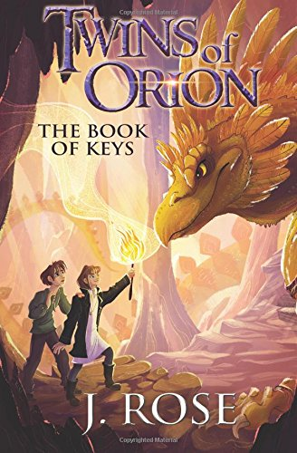 Twins of Orion: The Book of Keys (Volume 1) (Courage Twin)