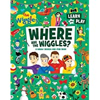 Where Are The Wiggles?: A Wiggly Search-and-Find Book