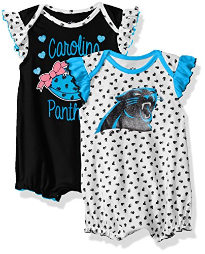 NFL Carolina Panthers Girls Newborn