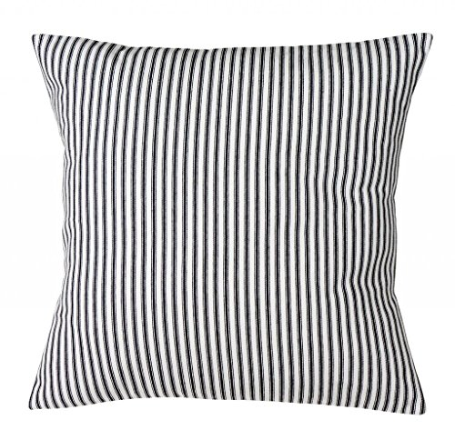 Pillow Covers Pillow Shams Black and White Beach Pillows Decorative Throw Pillows 18