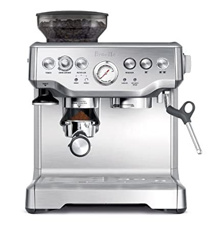 Breville The Barista Express Coffee Machine By Flair Amazon