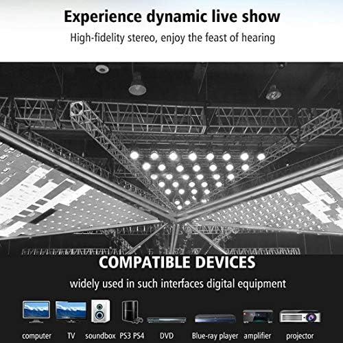 DIYオーディオおよびビデオケーブル用オーディオアダプターオーディオケーブル、小型、軽量、持ち運びが 2メートルOD4.0mmトスリンク男のデジタル光オーディオケーブルへの男性、小型、軽量で持ち運びが簡単