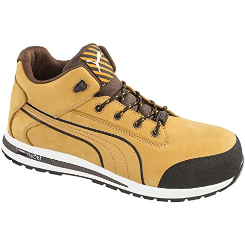 Scarpe antinfortunistiche Puma dash Wheat Mid S3 SRC HRO