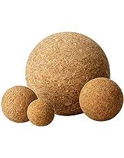 Bolas de corcho en vers. Diámetro – bolas de corcho 3 cm 4 cm 5 cm 10 cm bolas de corcho real – Diámetro a elegir