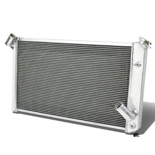 Racing Radiator (DNA Motoring RA-CCV873-3 Aluminum Racing Radiator)