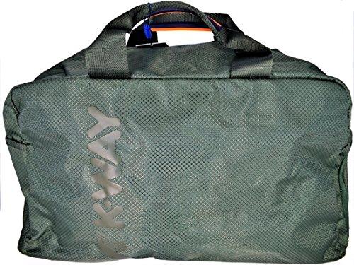 Borsa Borsone Uomo Donna Army K-Way Bag Men Woman K-Jet Duffle
