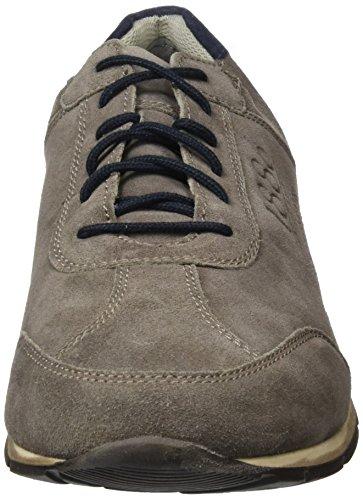 Josef Seibel Tom 29 - Zapatillas Hombre Gris - Grau (Grey/Denim 939)