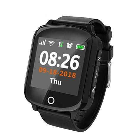 Relojes Inteligentes D100 D200 Ancianos Smart Watch GPS Lbs WiFi ...