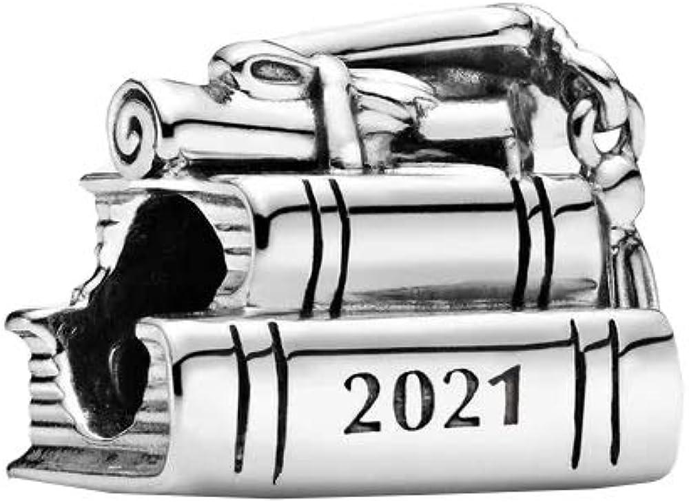 PANDORA 2021 Graduation Charm