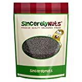 Sincerely Nuts Whole Blue Poppy Seeds 3LB Bag (United Kingdom)