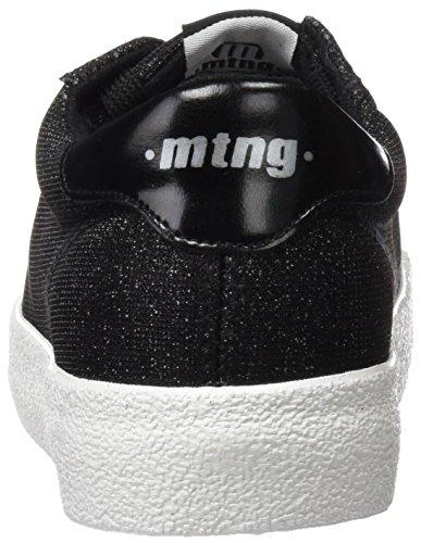 MTNG Attitude Rolling, Zapatillas de Deporte para Mujer Negro (Infinity Negrolurex Negro)