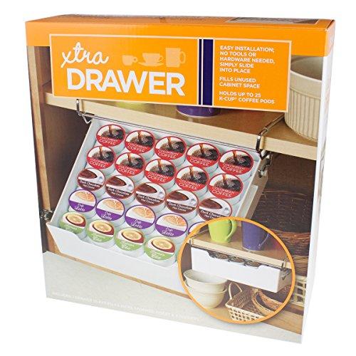 k cup holder under cabinet - 5