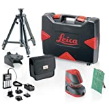 Leica Lino L2G+ Pro Package Green Cross Line Laser Pro Kit