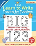 Tracing For Toddlers: First Learn to Write