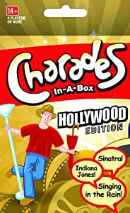 Charades-in-a-box: Hollywood