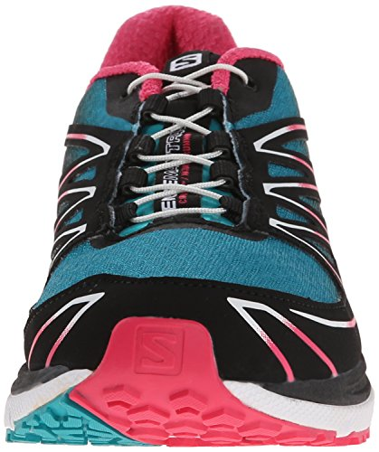 Türkis Hot Sense Pink Laufschuhe Damen Peacock Mantra Blue Salomon 3 White zXUAqAR