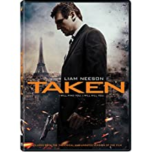 Taken (Single-Disc Extended Edition) (2014)