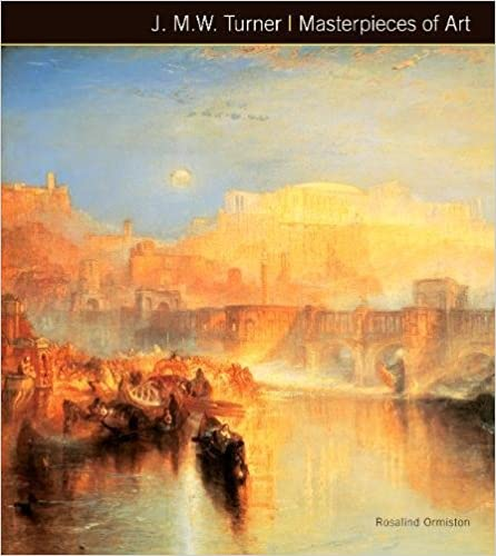 J.M.W Turner Masterpieces of Art