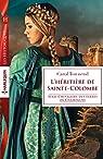 L'héritière de Sainte-Colombe (Chevaliers des terres de Champagne t. 4) par Townend